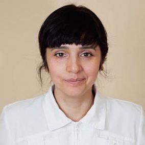 Левинина Маргарита Викторовна